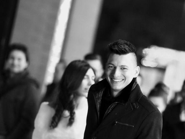 Il matrimonio di Davide e Federica a Rodengo-Saiano, Brescia 50