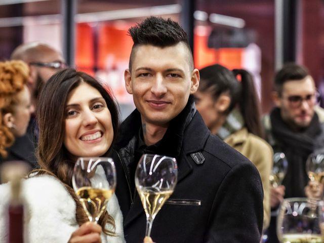 Il matrimonio di Davide e Federica a Rodengo-Saiano, Brescia 59