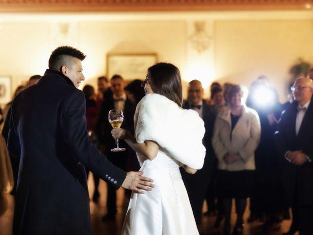 Il matrimonio di Davide e Federica a Rodengo-Saiano, Brescia 63