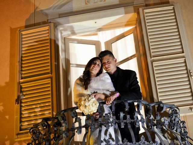 Il matrimonio di Davide e Federica a Rodengo-Saiano, Brescia 66