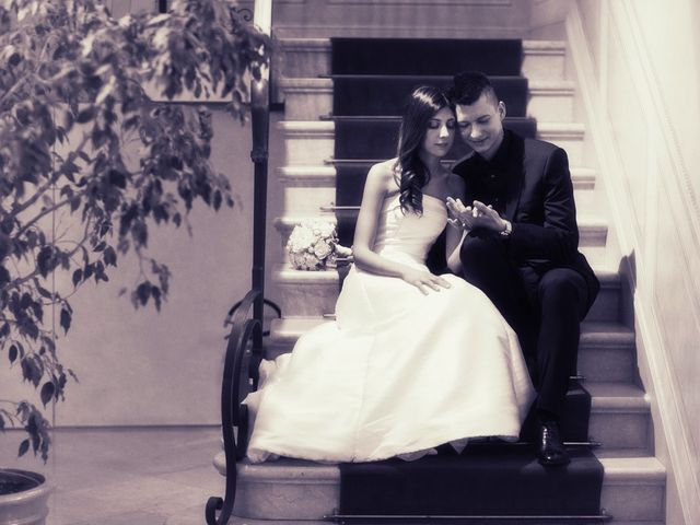 Il matrimonio di Davide e Federica a Rodengo-Saiano, Brescia 67