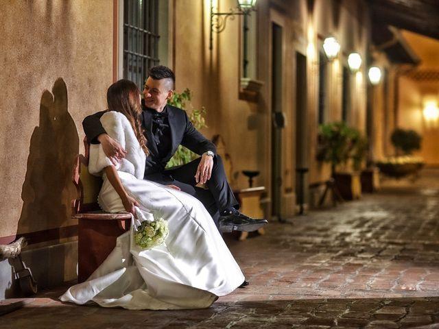 Il matrimonio di Davide e Federica a Rodengo-Saiano, Brescia 70