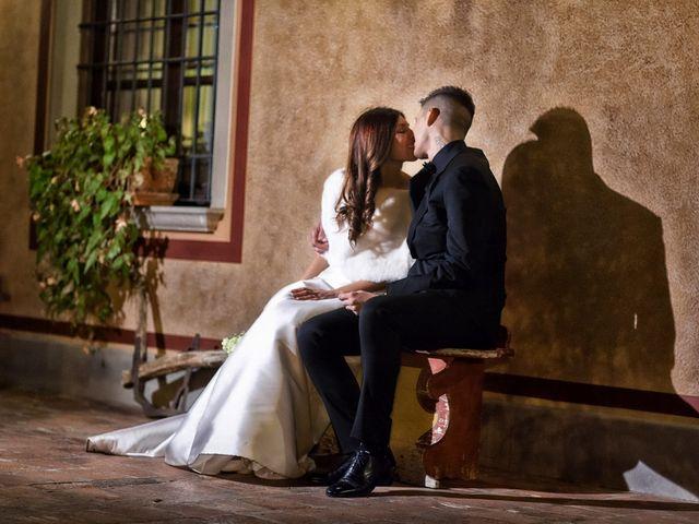 Il matrimonio di Davide e Federica a Rodengo-Saiano, Brescia 72