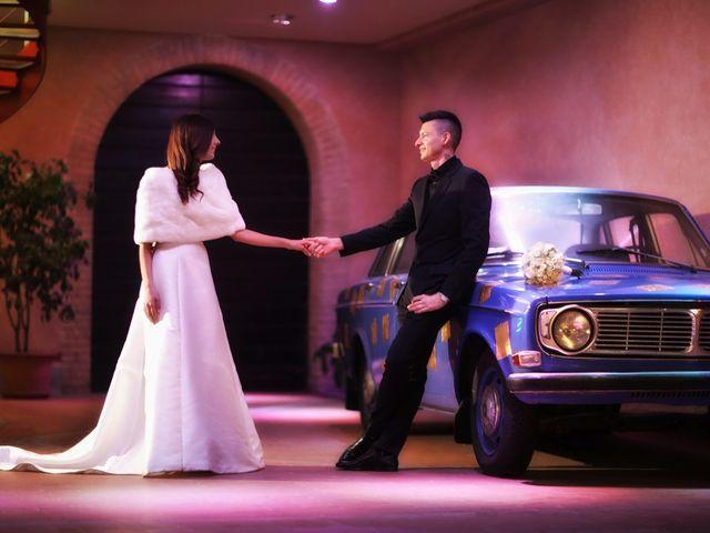 Il matrimonio di Davide e Federica a Rodengo-Saiano, Brescia 75