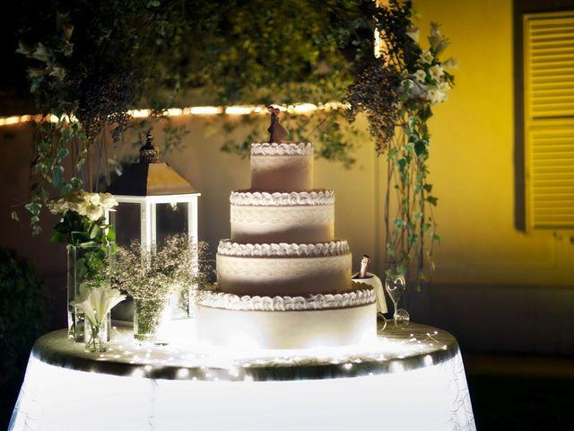Il matrimonio di Davide e Federica a Rodengo-Saiano, Brescia 83