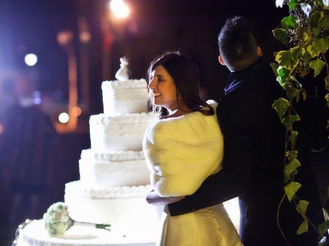 Il matrimonio di Davide e Federica a Rodengo-Saiano, Brescia 84