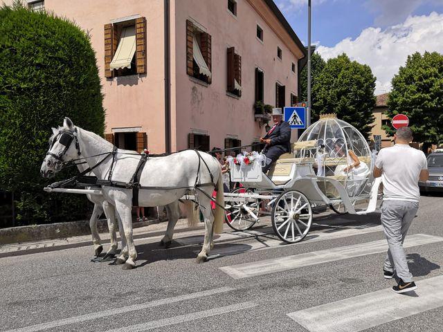 Il matrimonio di Antonio  e Jessica a Cavaso del Tomba, Treviso 3