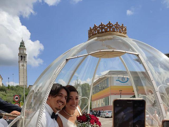 Il matrimonio di Antonio  e Jessica a Cavaso del Tomba, Treviso 4
