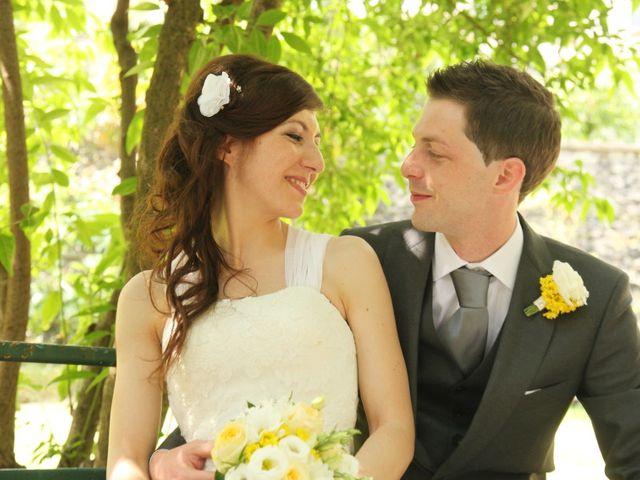 Il matrimonio di Eros e Alessia a Montecchio Maggiore, Vicenza 1