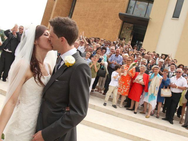 Il matrimonio di Eros e Alessia a Montecchio Maggiore, Vicenza 7