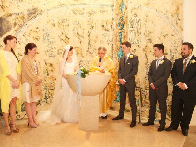 Il matrimonio di Eros e Alessia a Montecchio Maggiore, Vicenza 14