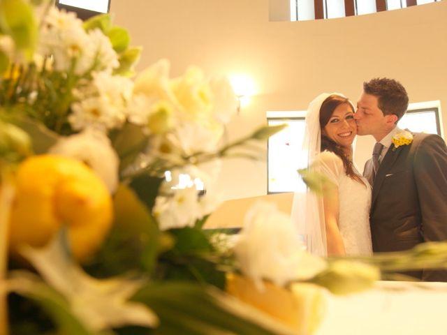 Il matrimonio di Eros e Alessia a Montecchio Maggiore, Vicenza 2