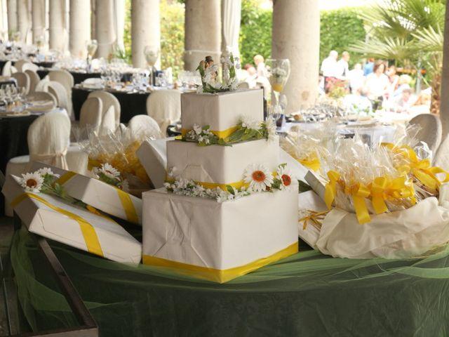 Il matrimonio di Eros e Alessia a Montecchio Maggiore, Vicenza 20