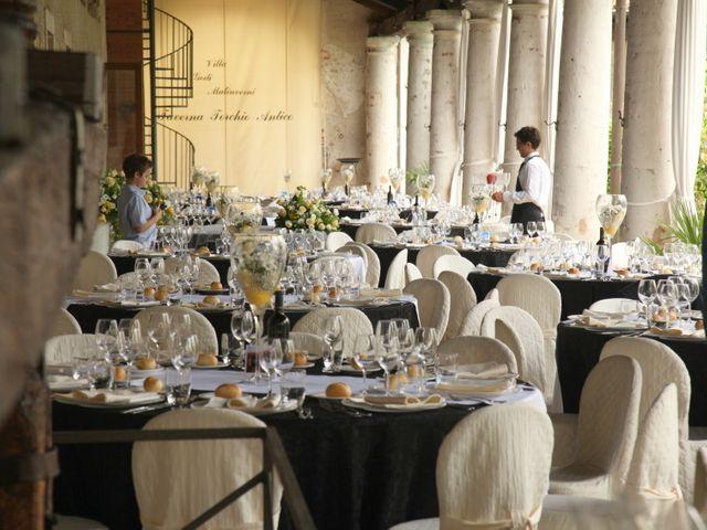 Il matrimonio di Eros e Alessia a Montecchio Maggiore, Vicenza 21
