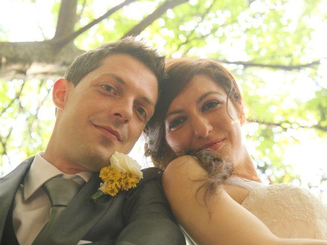Il matrimonio di Eros e Alessia a Montecchio Maggiore, Vicenza 24