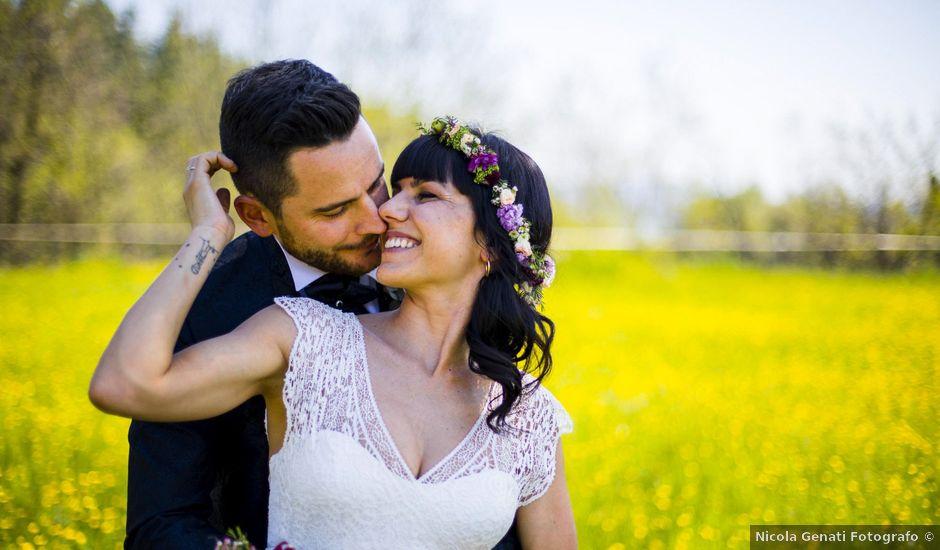 Il matrimonio di Andrea e Melania a Verbania, Verbania