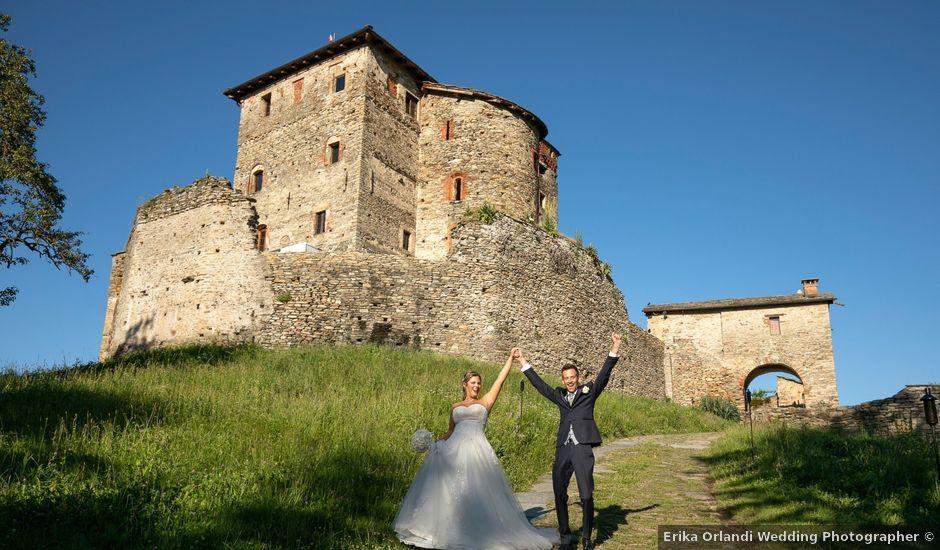 Il matrimonio di Mattia e Valentina a Bagnolo Piemonte, Cuneo