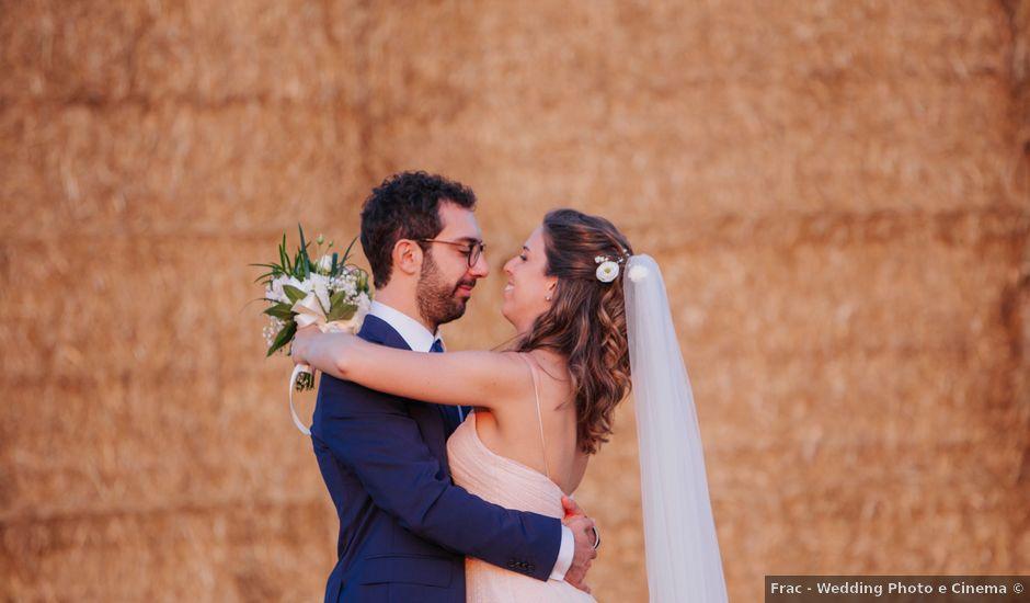 Il matrimonio di Michele e Giulia a Serra de' Conti, Ancona