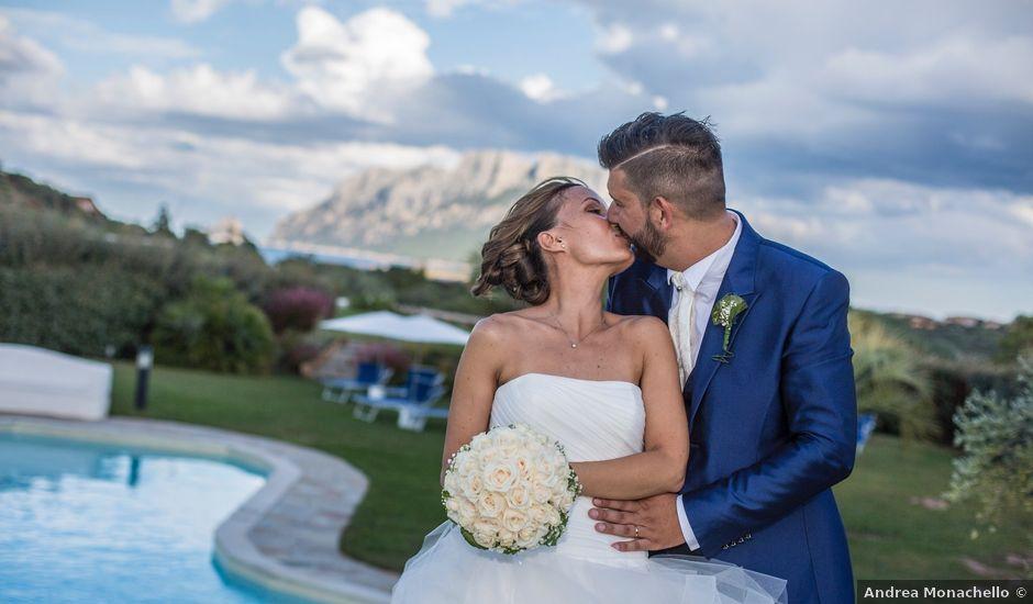 Il matrimonio di Lello e Valentina a Palau, Sassari