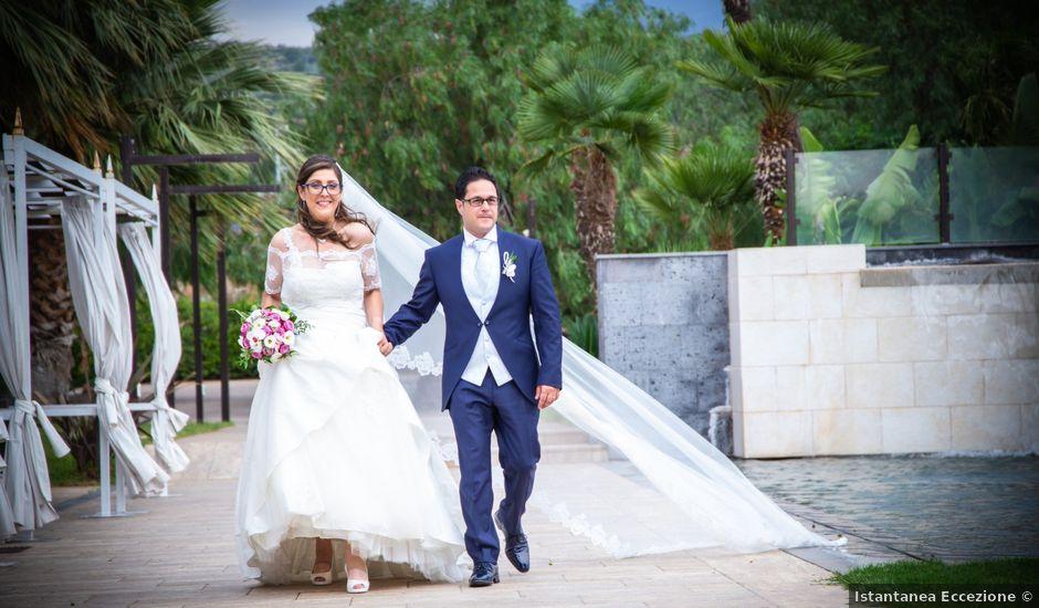 Il matrimonio di Eliana e Carlo a Troina, Enna