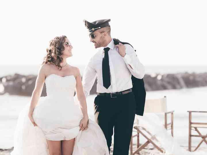 le nozze di Nicoletta e Gaetano