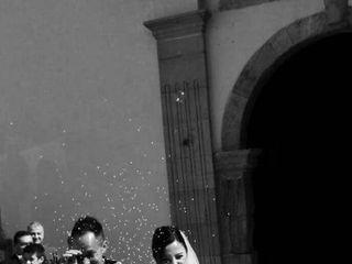 Le nozze di Serena e Cristiano 1