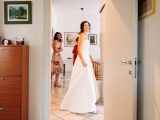 Le nozze di Giovanna e Luis 1