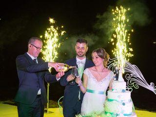 Le nozze di Monia e Alessandro