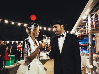 Le nozze di Laura e Biagio