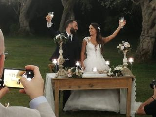 Le nozze di Francesca e Rosario