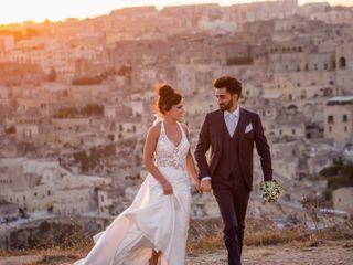 Le nozze di Mauro e Vitalba