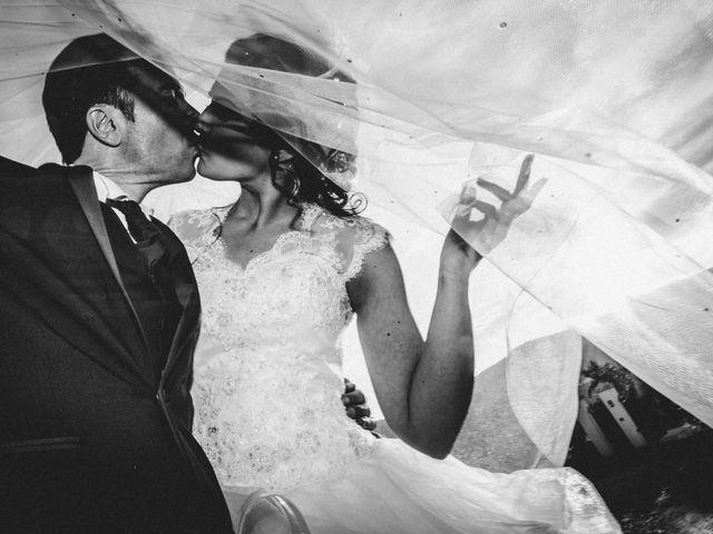 le nozze di Claudia e Fabiano