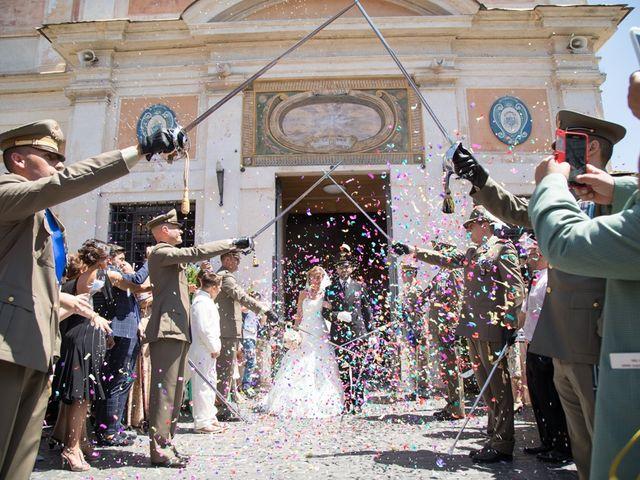 Matrimonio Bassano Romano : Reportage di nozze nicoletta gaetano davino spose