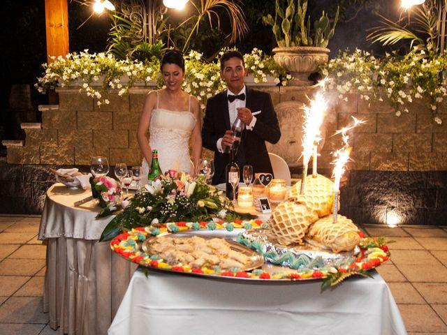 Il matrimonio di Giovanni e Elena a Roccalumera, Messina 10