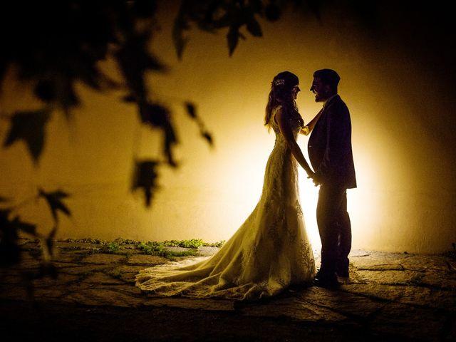 Le nozze di Jessica e Renato