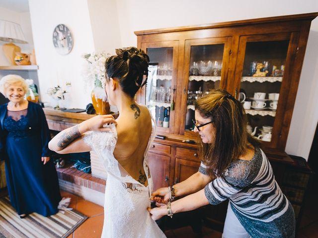 Il matrimonio di Giacomo e Elisa a Pietrasanta, Lucca 20
