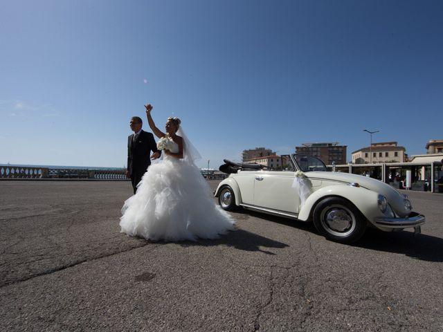 Il matrimonio di Simone e Valentina a Livorno, Livorno 2
