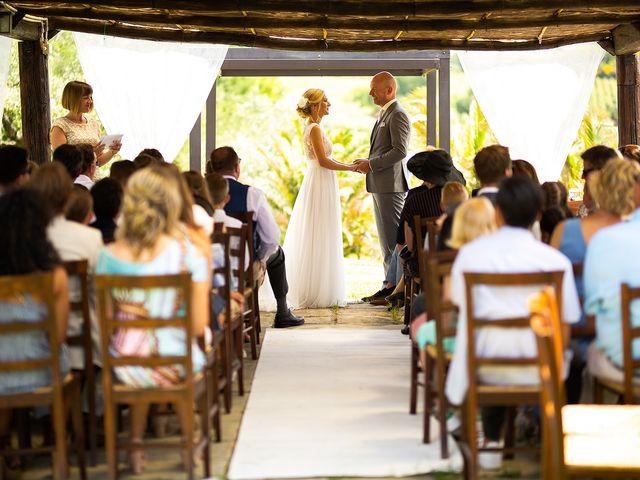 Le nozze di Nienke e Stephan