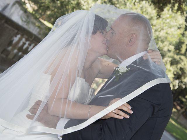 Le nozze di Daria e Fabio