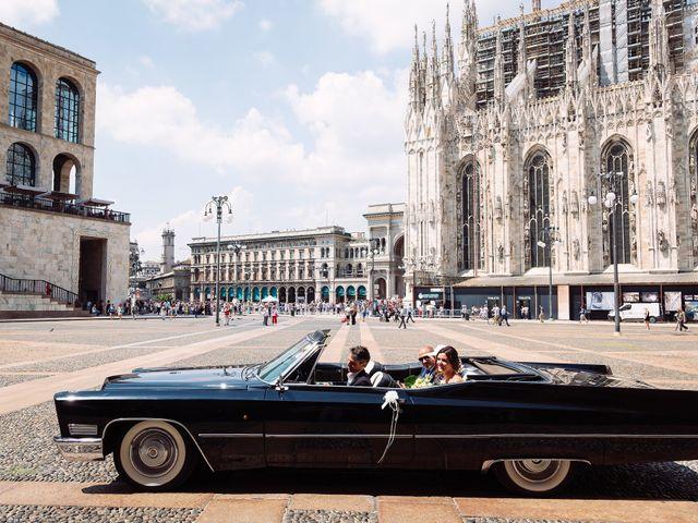 Il matrimonio di Luis e Giovanna a Milano, Milano 3
