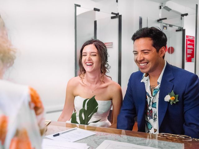 Il matrimonio di Luis e Giovanna a Milano, Milano 4