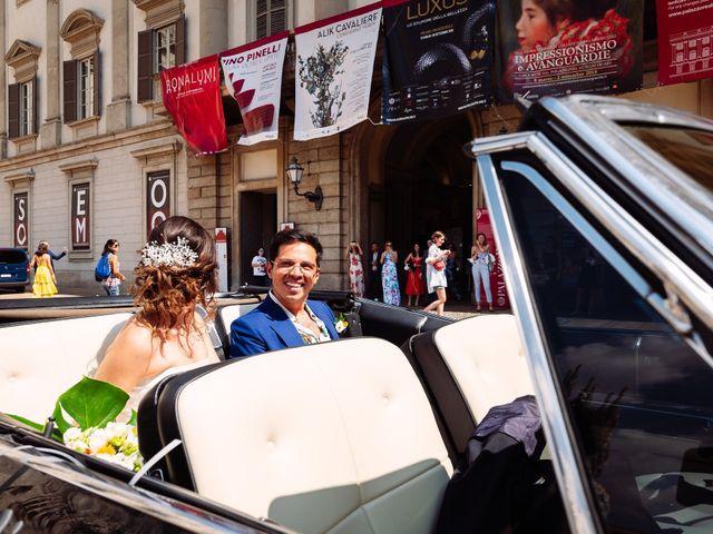 Il matrimonio di Luis e Giovanna a Milano, Milano 8