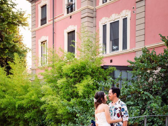 Il matrimonio di Luis e Giovanna a Milano, Milano 12