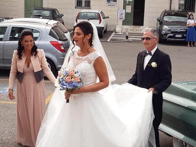 Il matrimonio di Luca e Silvia  a Rezzato, Brescia 1