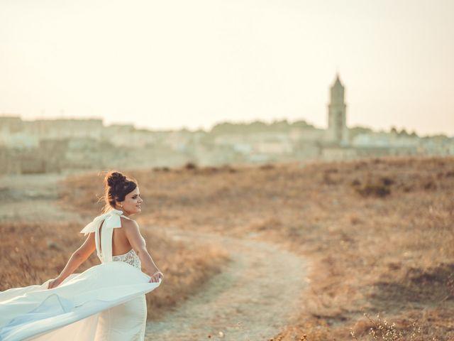 Il matrimonio di Vitalba e Mauro a Matera, Matera 12