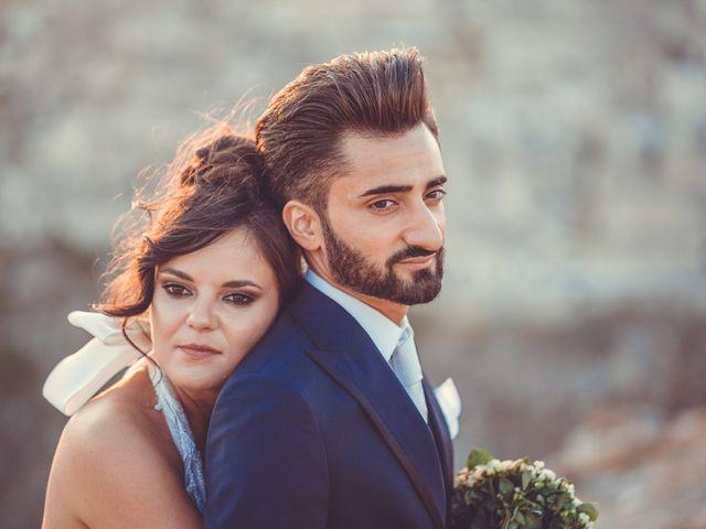 Il matrimonio di Vitalba e Mauro a Matera, Matera 13