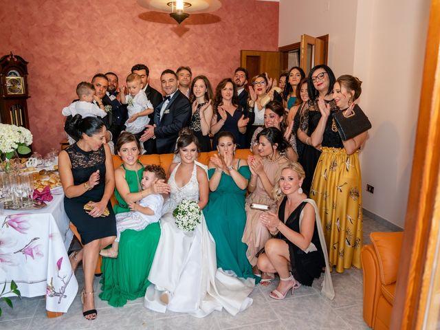 Il matrimonio di Vitalba e Mauro a Matera, Matera 18