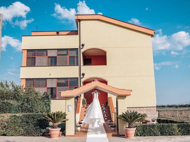 Il matrimonio di Vitalba e Mauro a Matera, Matera 19