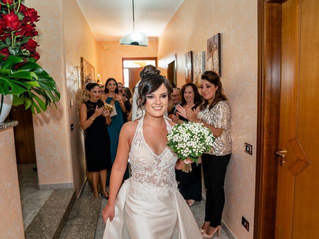Il matrimonio di Vitalba e Mauro a Matera, Matera 20