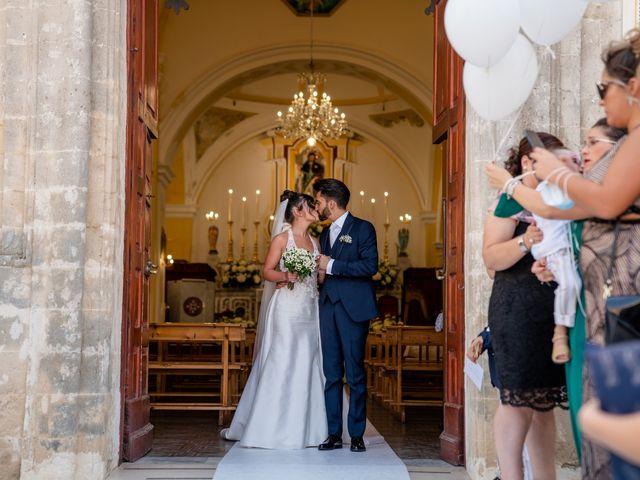 Il matrimonio di Vitalba e Mauro a Matera, Matera 24
